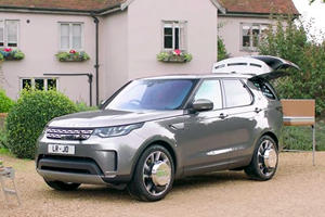 Jamie Oliver Gets Custom Land Rover Discovery With Built-In Toaster