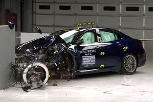 You Can Now Safely Crash The Alfa Romeo Giulia But You Really Shouldn't