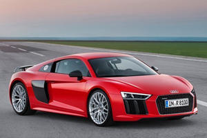 Audi Set To Reveal R8 With Porsche-Derived Twin-Turbo V6