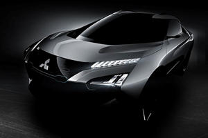 The Mitsubishi e-Evolution Concept Will Teach You To Be A Better Driver