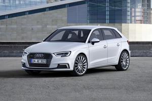 2017 Audi A3 Sportback e-tron Review