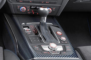 2017 Audi RS 7 performance Prestige quattro Sedan Shifter