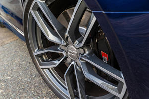 2017 Audi S3 2.0 TFSI Prestige quattro Sedan Wheel