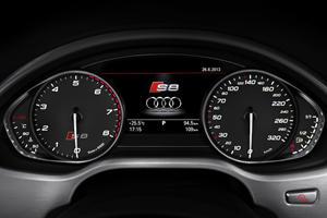 2017 Audi S8 plus quattro Sedan Gauge Cluster