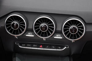 2016-2018 Audi  TT Coupe Center Console