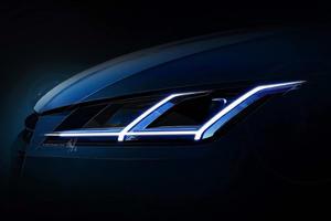 2016-2018 Audi  TT Coupe Headlight