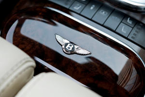 2017 Bentley Flying Spur W12 Sedan Interior Detail