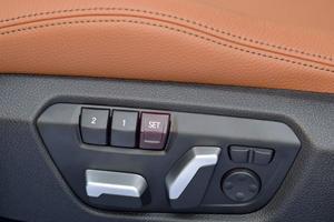 2017 BMW 3 Series 328d xDrive Wagon Interior Detail. European Model Shown.