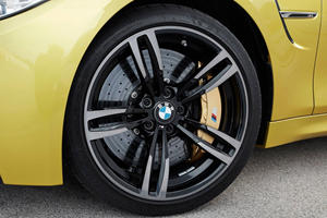 2017 BMW M4 CoupeWheel