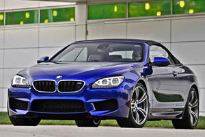 2017 BMW M6 Convertible Review