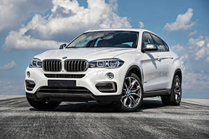 2017 BMW X6  Review