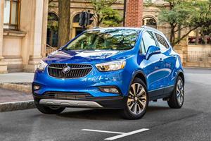 2018 Buick Encore Review