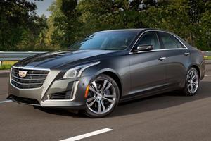 2017 Cadillac CTS Review