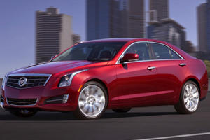 The 2013 Cadillac ATS: The New Standard of the World?