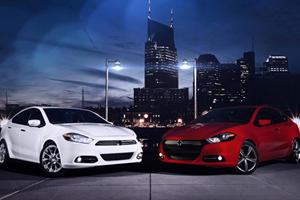 Dodge Aims the New Dart at Main Street