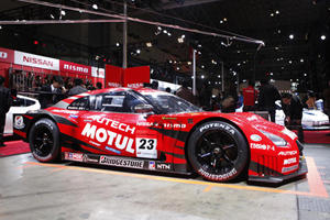 Nissan Shows Off Nissan GT-Rs Aplenty at the Tokyo Auto Salon