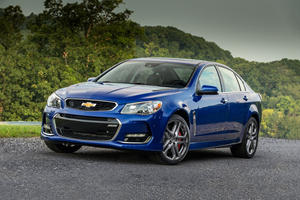 2018 Chevrolet SS Review