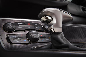 2017 Dodge Challenger SRT 392 Coupe Shifter
