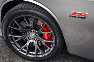 2017 Dodge Challenger SRT 392 Coupe Wheel