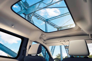 2017 Ford Transit Connect Wagon Titanium LWB Passenger Minivan Interior Detail
