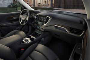 2018 GMC Terrain Denali 4dr SUV Dashboard
