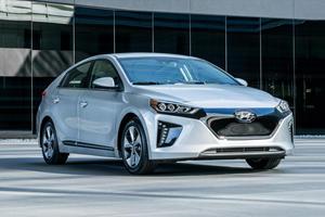 2019 Hyundai Ioniq EV Review
