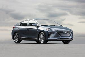 2019 Hyundai Ioniq Hybrid Review