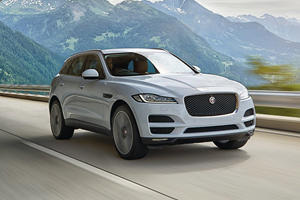 2018 Jaguar F-Pace Review