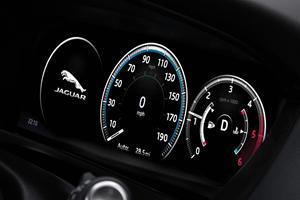 2018 Jaguar F-PACE 20d Prestige 4dr SUV Gauge Cluster