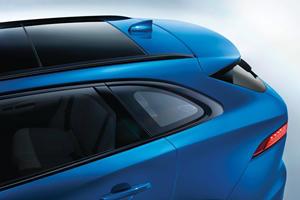 2018 Jaguar F-PACE S 4dr SUV Exterior Detail