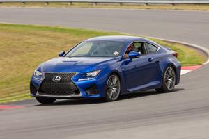 2018 Lexus RC F Review