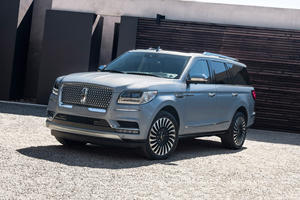 2018 Lincoln Navigator Review