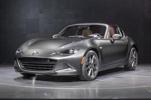 2017 Mazda MX-5 Miata RF  Review