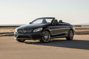 2018 Mercedes-Benz C-Class Cabriolet Review