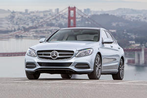 2018 Mercedes-Benz C-Class Plug-in Hybrid Review