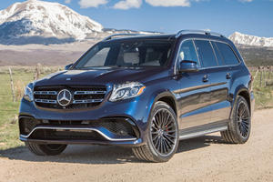 2018 Mercedes-AMG GLS 63 SUV Review
