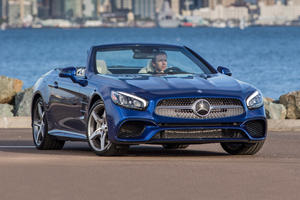 2018 Mercedes-Benz SL Roadster Review