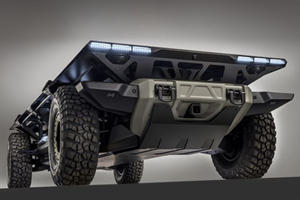 GM Wants To Turn This Fuel Cell Platform Into A Military-Spec Truck