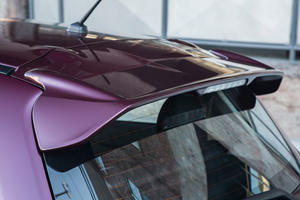 2018 Mitsubishi Mirage GT 4dr Hatchback Exterior Detail