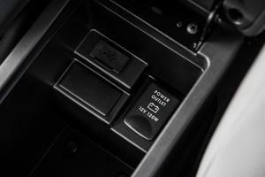 2017 Mitsubishi Outlander Sport 2.4 SE 4dr SUV Interior Detail
