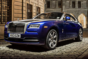 2018 Rolls-Royce Wraith Review