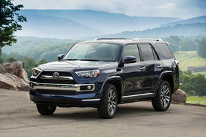 2017 Toyota 4Runner SUV Review