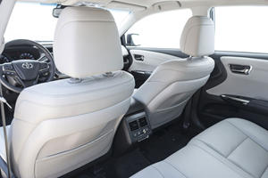 2018 Toyota Avalon Limited Sedan Rear Interior