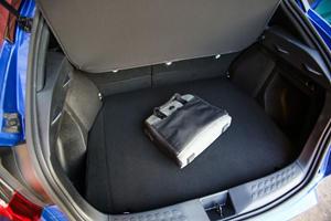 2018 Toyota C-HR XLE Premium 4dr SUV Cargo Area