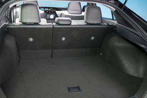 2017 Toyota Prius Three 4dr Hatchback Cargo Area