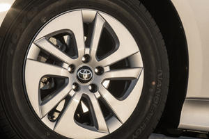 2017 Toyota Prius Two 4dr Hatchback Wheel
