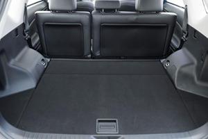 2017 Toyota Prius v Five Wagon Cargo Area