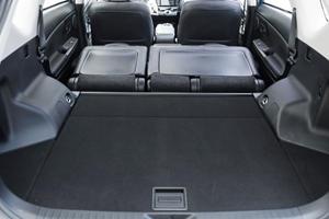2017 Toyota Prius v Five Wagon Interior Shown