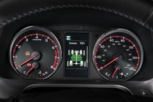 2017 Toyota RAV4 SE 4dr SUV Gauge Cluster