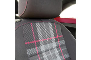 2017 Volkswagen Beetle #PinkBeetle 2dr Hatchback Interior Detail